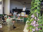 Orchids 101, educational lecture at the Kunia Orchid Show.