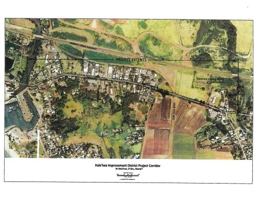 Haleiwa Map