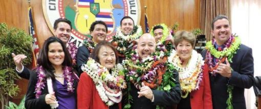 2015 Honolulu City Council
