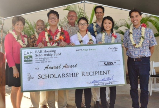 EAH Scholarship Recipients